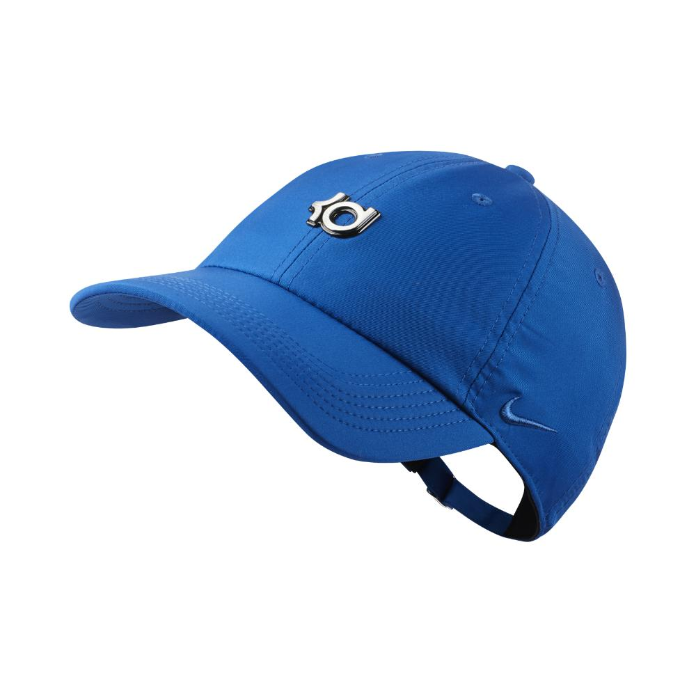 9b0883fffc9a6c ... promo code for lyst nike kd heritage 86 qs adjustable basketball hat  blue in ae37c be539