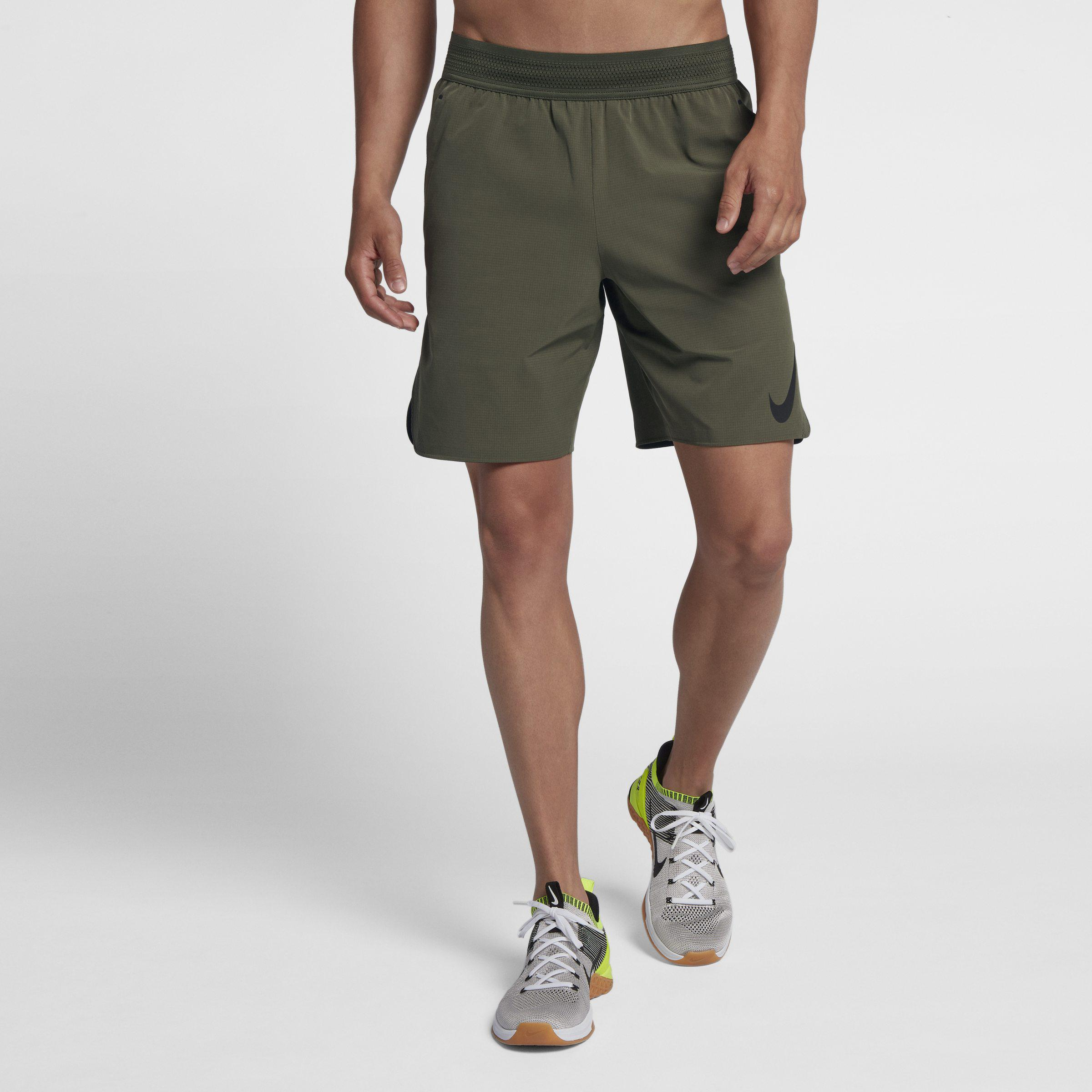 a36e5181ed8b Nike Flex Repel Men s Training Shorts in Green for Men - Lyst