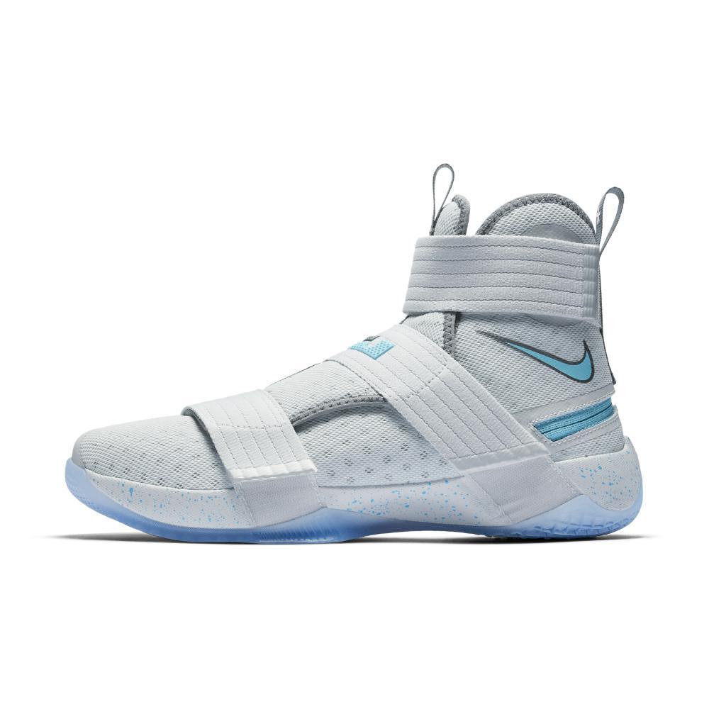 huge discount d1c6e ff7d6 Lyst - Nike Lebron Soldier 10 Flyease Men s Basketball Shoe for Men