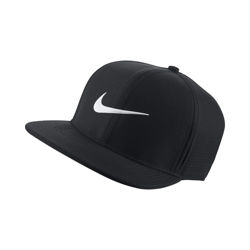 7b0324a9493ea Lyst - Nike Aerobill Adjustable Golf Hat (black) in Black for Men