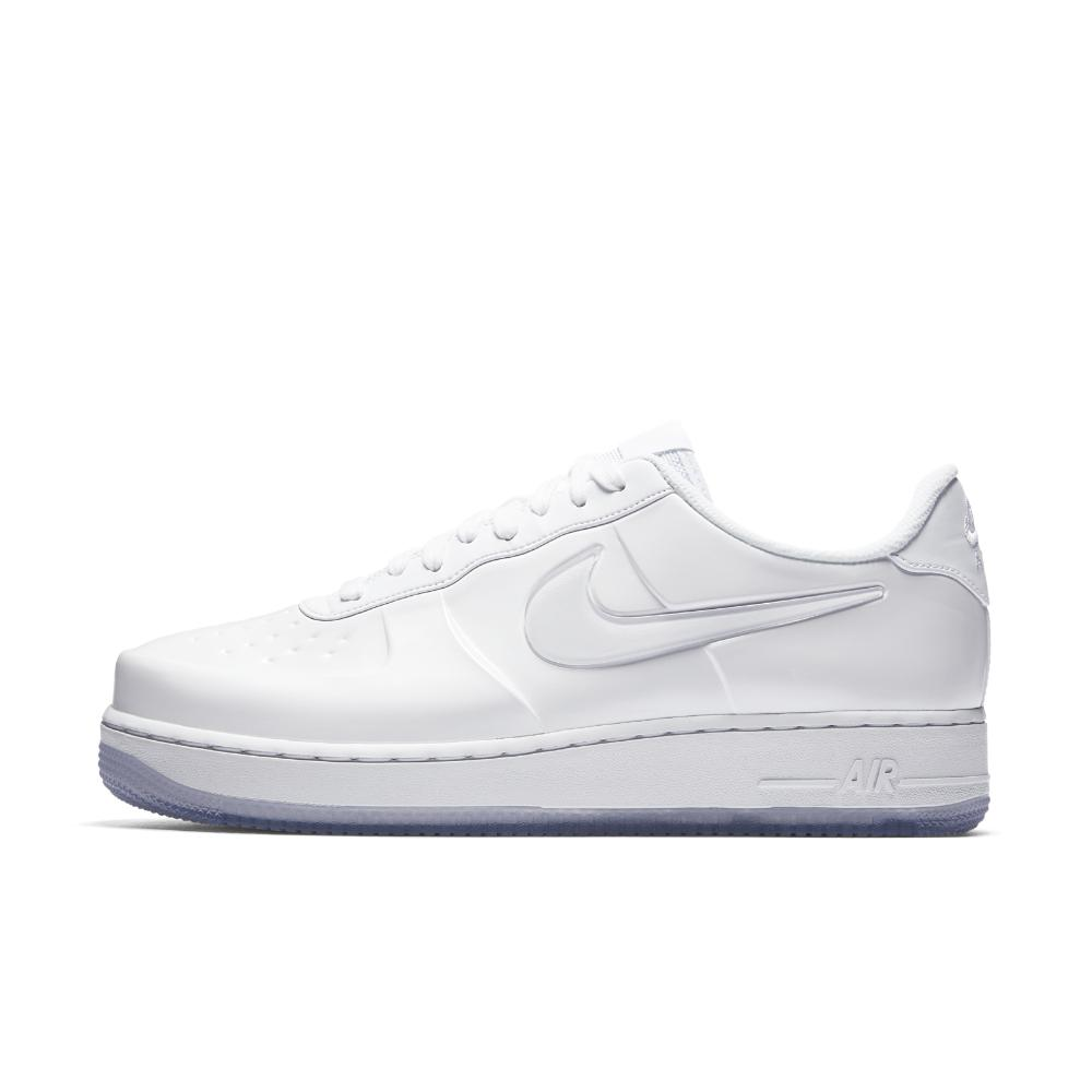b86a580772169 Lyst - Nike Air Force 1 Foamposite Pro Cup Men s Shoe in White for Men