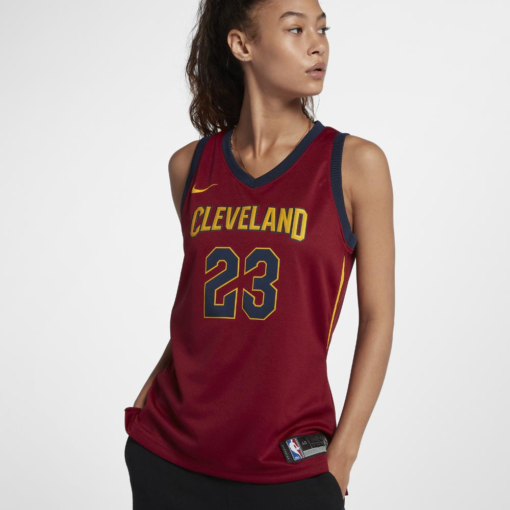 Lyst - Nike Lebron James Icon Edition Swingman Jersey (cleveland ... f76e019174