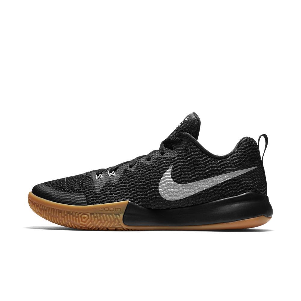 cd4a1af8cc33 Lyst - Nike Zoom Live Ii Men s Basketball Shoe in Black for Men