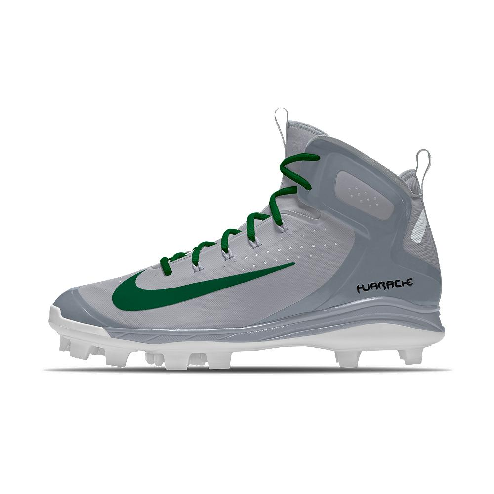 055f5775d49 Lyst - Nike Alpha Huarache Elite Mid Mcs Id Men s Baseball Cleats in ...