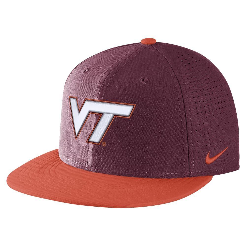 size 40 678b3 ac707 ... men f6aa4 d1748  best lyst nike college aerobill true virginia tech  adjustable hat b4af1 98904