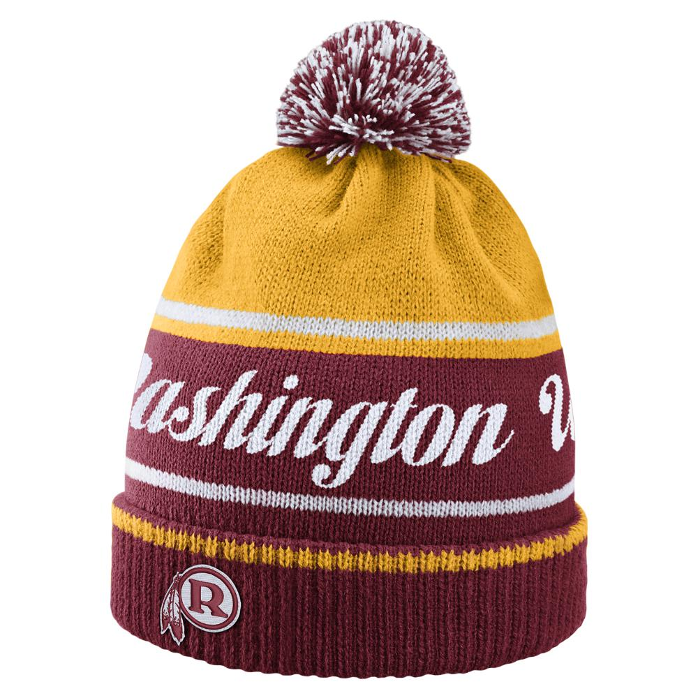 Lyst - Nike Historic (nfl Redskins) Knit Hat (red) in Red for Men 84381ce1b