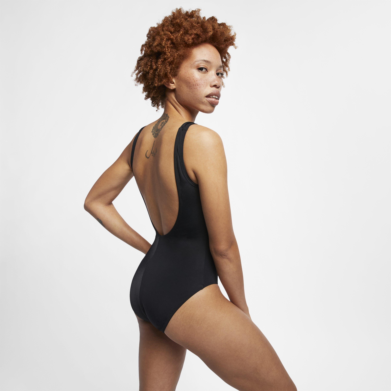 20308e9b1 Nike - Black Swim City Series (mexico City) One-piece Swimsuit - Lyst. View  fullscreen