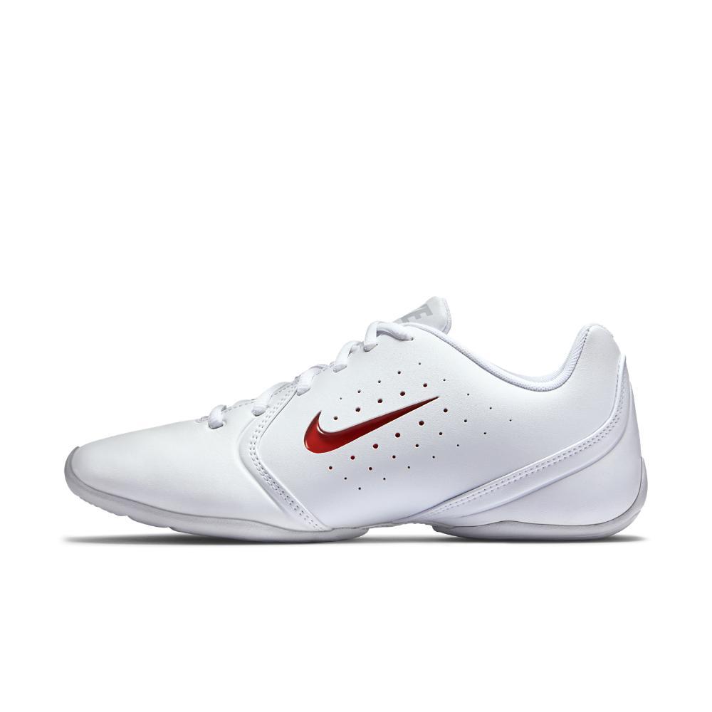Lyst - Nike Sideline Iii Insert Women s Cheerleading Shoe in White e8aa5c31b