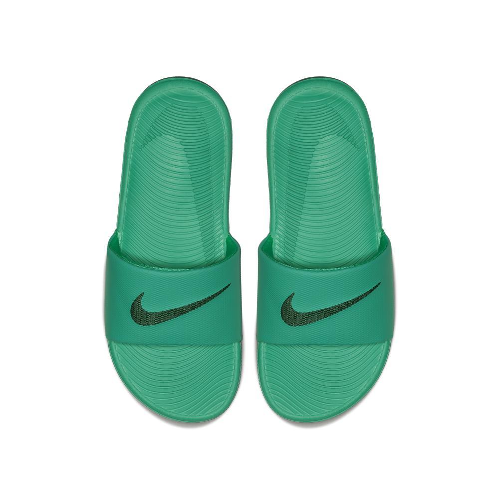 44cbaa7f36a9 Lyst - Nike Kawa Women s Slide Sandal in Green for Men