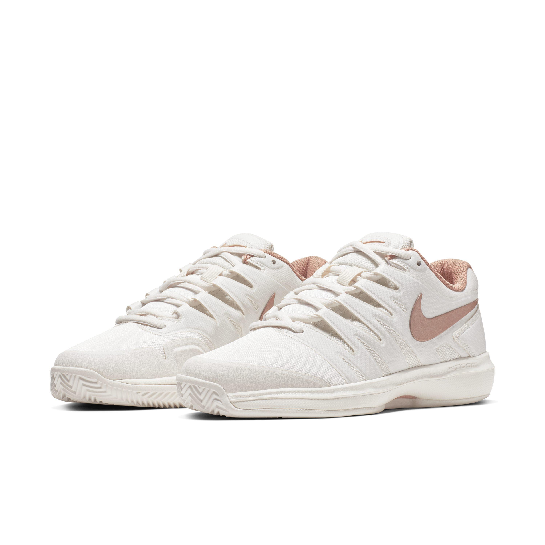 086197bd97f8 Nike - White Air Zoom Prestige Clay Tennis Shoe - Lyst. View fullscreen