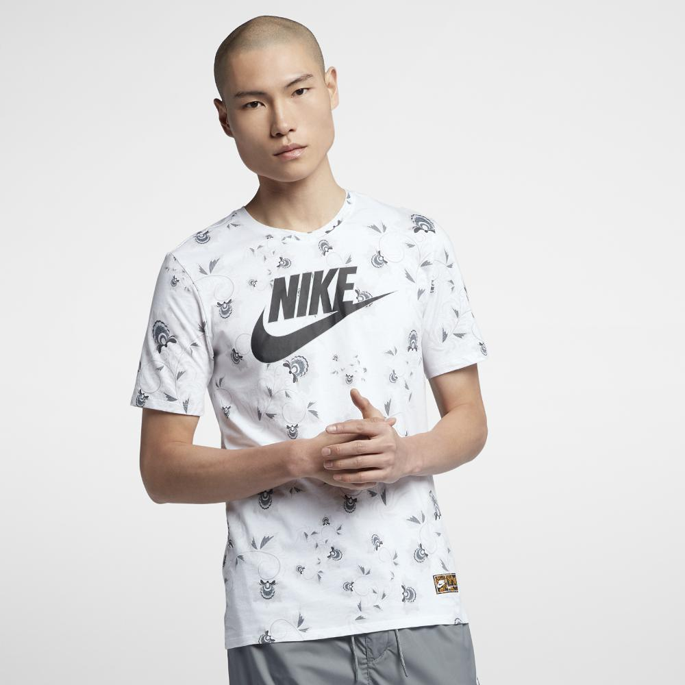 605545ce Gallery. Previously sold at: Nike · Men's Soccer Tops Men's Distressed T  Shirts ...