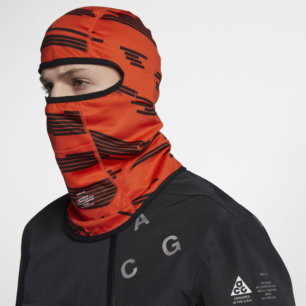 c7cc8fd176a Lyst - Nike Acg Balaclava (orange) in Orange for Men