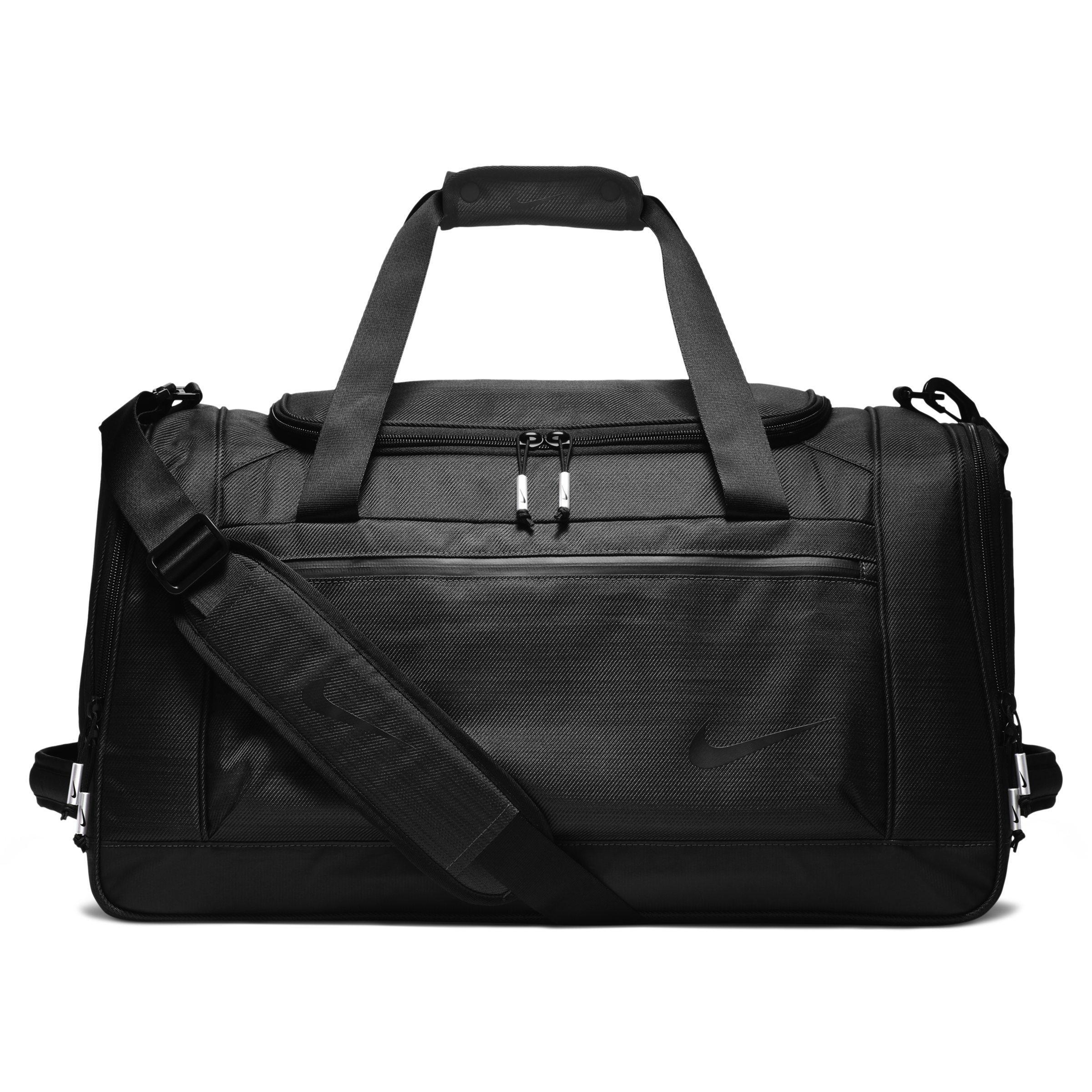 75455111061f Nike Departure Golf Duffel Bag in Black - Lyst