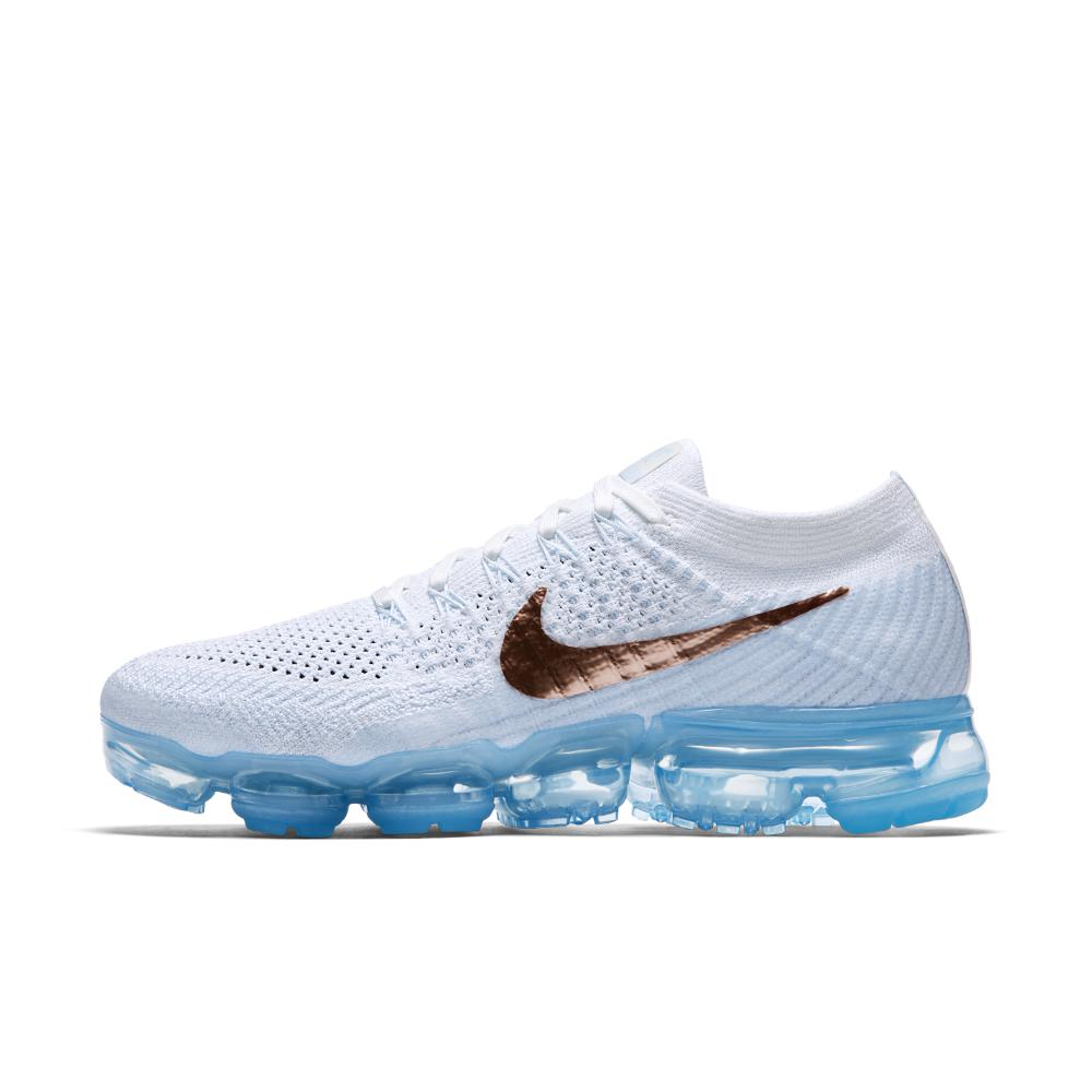 552b4807c7137 Lyst - Nike Air Vapormax Flyknit Explorer Women s Running Shoe in Blue