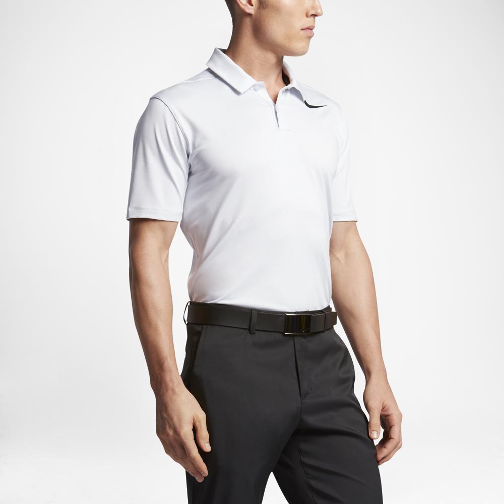a76b035d4 Lyst - Nike Mobility Control Stripe Men's Standard Fit Golf Polo ...
