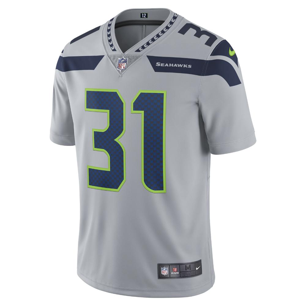 1d3c58121fd ... coupon for nike. gray nfl seattle seahawks limited kam chancellor mens  football jersey 117c4 d901c