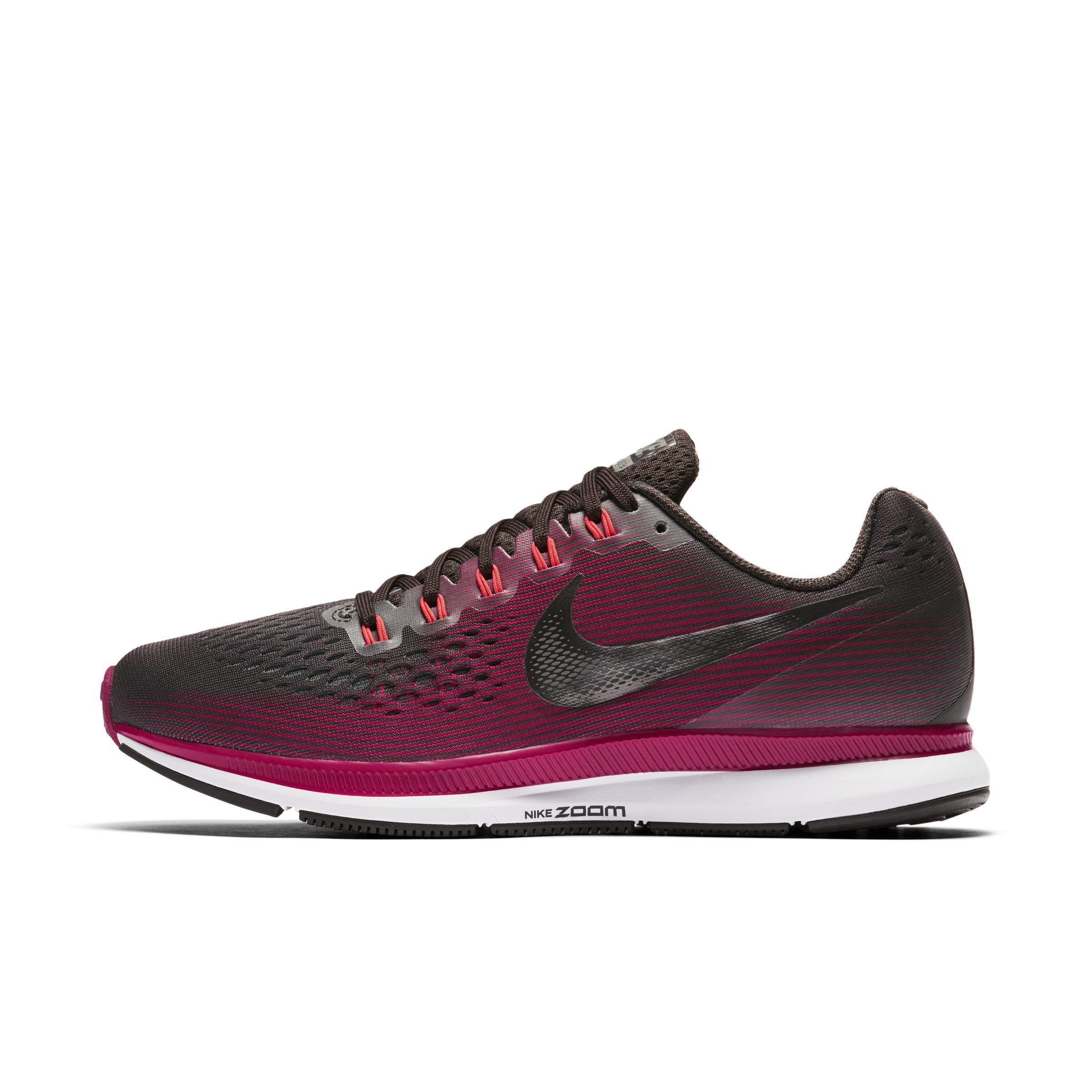 d82d4b562e9 Nike Air Zoom Pegasus 34 Gem Running Shoe in Brown - Lyst