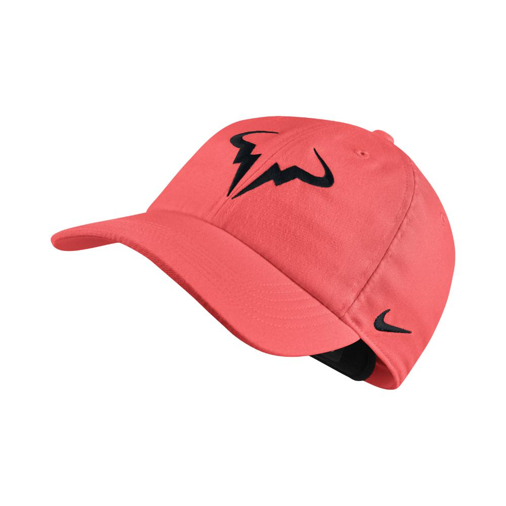 1c4b365a1d92a good nike rafa nadal bull blue tennis hat 15324 333fd  wholesale lyst nike  court aerobill h86 rafael nadal adjustable tennis hat 42e0f b5449