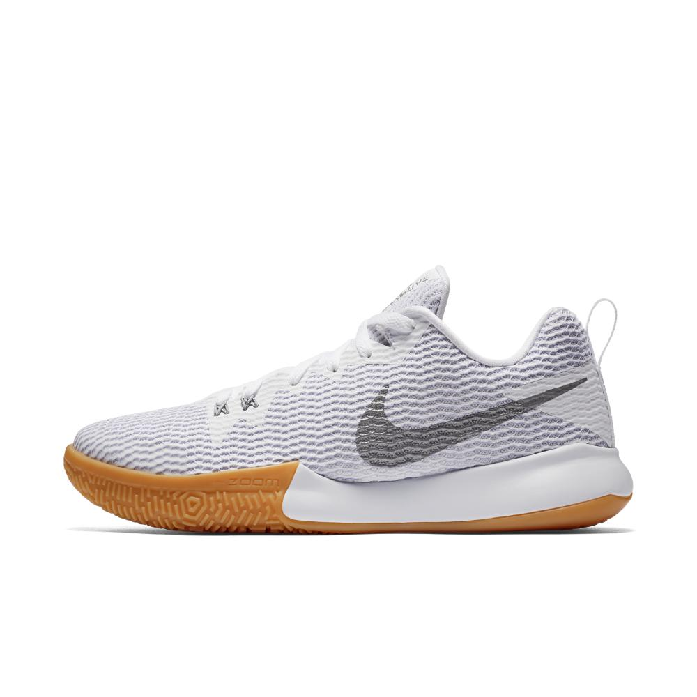 3395a8827965 Lyst - Nike Zoom Live Ii Men s Basketball Shoe in White for Men