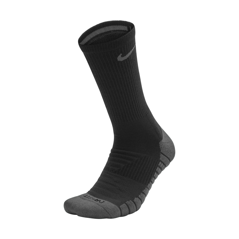 Nike Performance Cushion Crew Golf Socks in Black for Men - Lyst