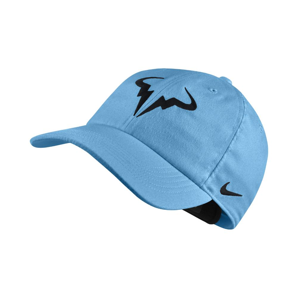 f173b18ba95 Lyst - Nike Court Aerobill H86 Rafael Nadal Adjustable Tennis Hat ...