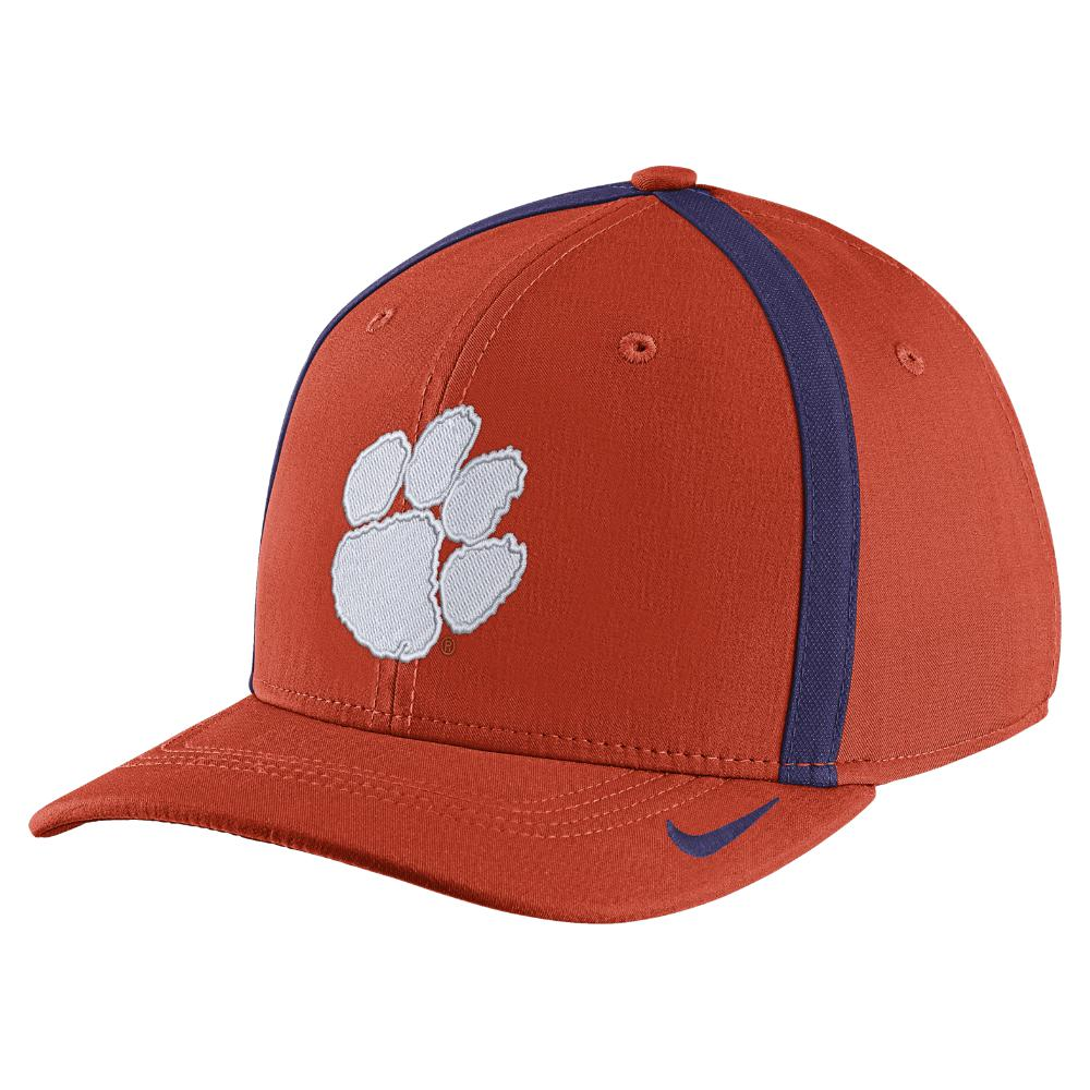 c7117125e95 Lyst - Nike College Aerobill Swoosh Flex (clemson) Fitted Hat in ...