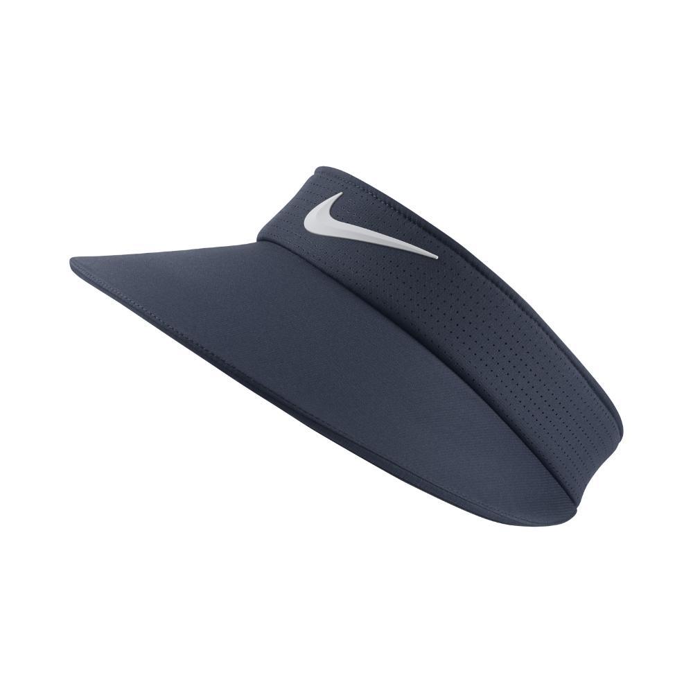 f4c4d8b6a6528 Lyst - Nike Aerobill Big Bill Women s Golf Visor (blue) - Clearance ...