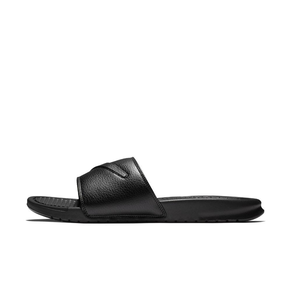 762e5ed14634c6 Lyst - Nike Benassi Jdi Ltd Men s Slide Sandal in Black for Men