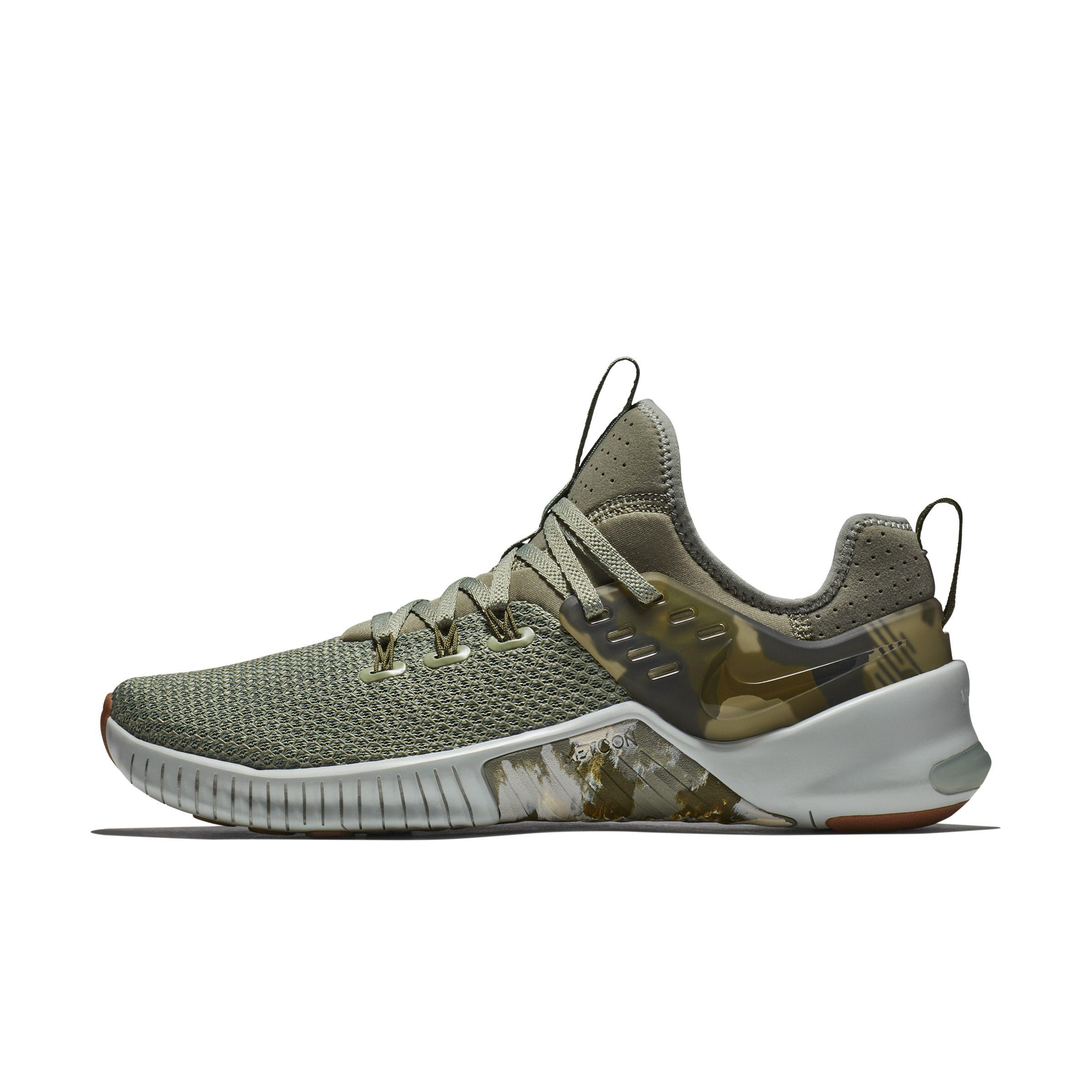 04afd93878e9 Nike Free X Metcon Gym cross Training Shoe in Green for Men - Lyst
