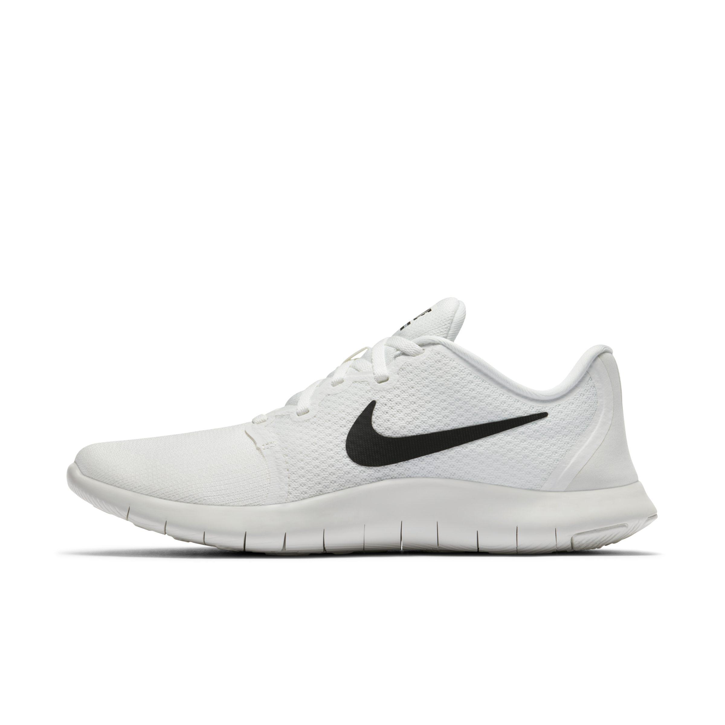 f202ae99e7291 Nike Flex Contact 2 Running Shoe in White for Men - Lyst