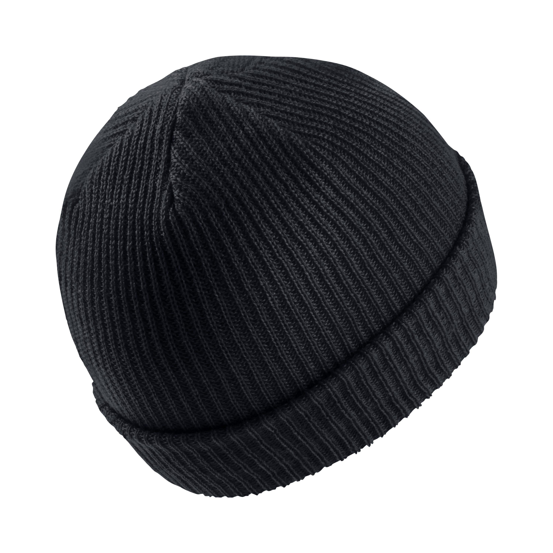 0bc47407 Nike - Black Sb Fisherman Knit Hat for Men - Lyst. View fullscreen