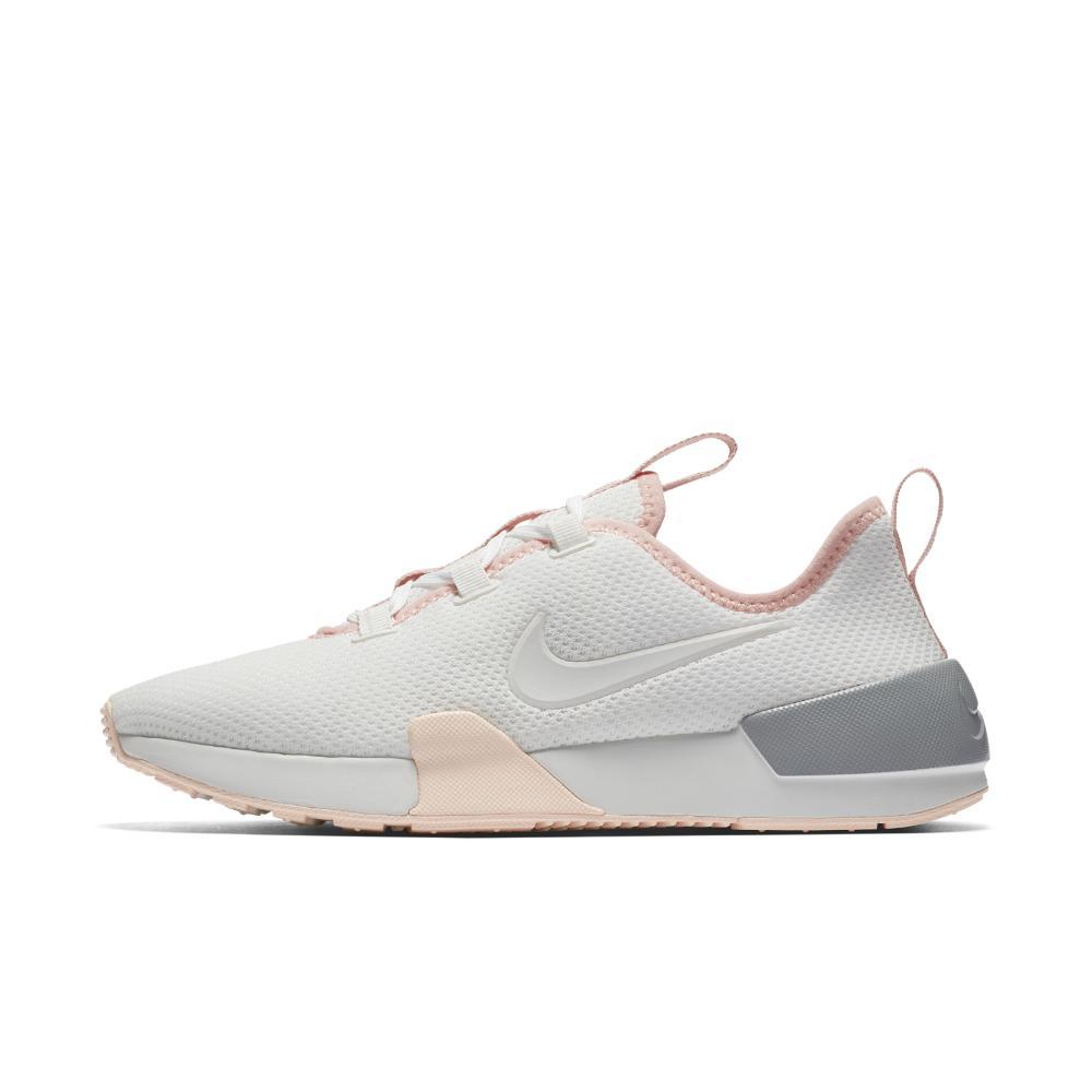 13f2ca843b5f Lyst - Nike Ashin Modern Run Women s Shoe in White