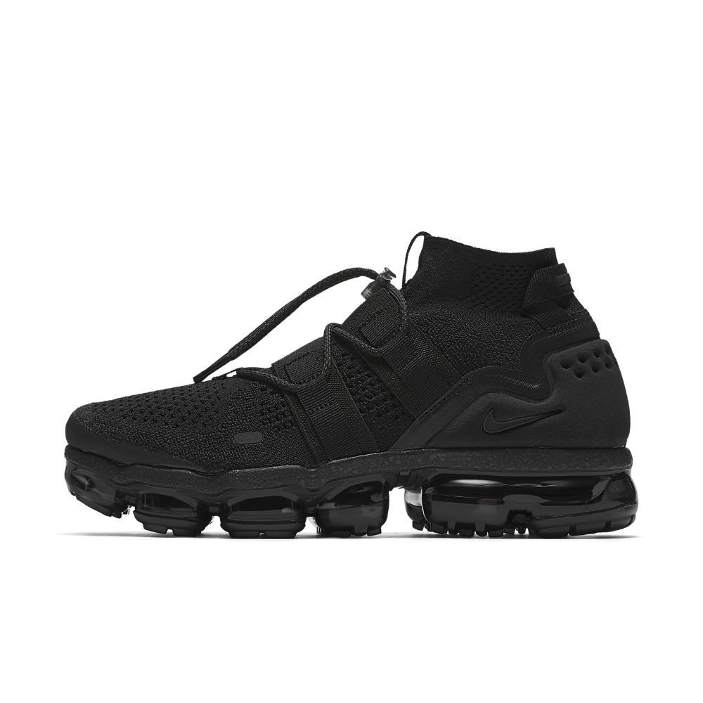 ee3690e788 Nike - Black Air Vapormax Flyknit Utility Running Shoe for Men - Lyst