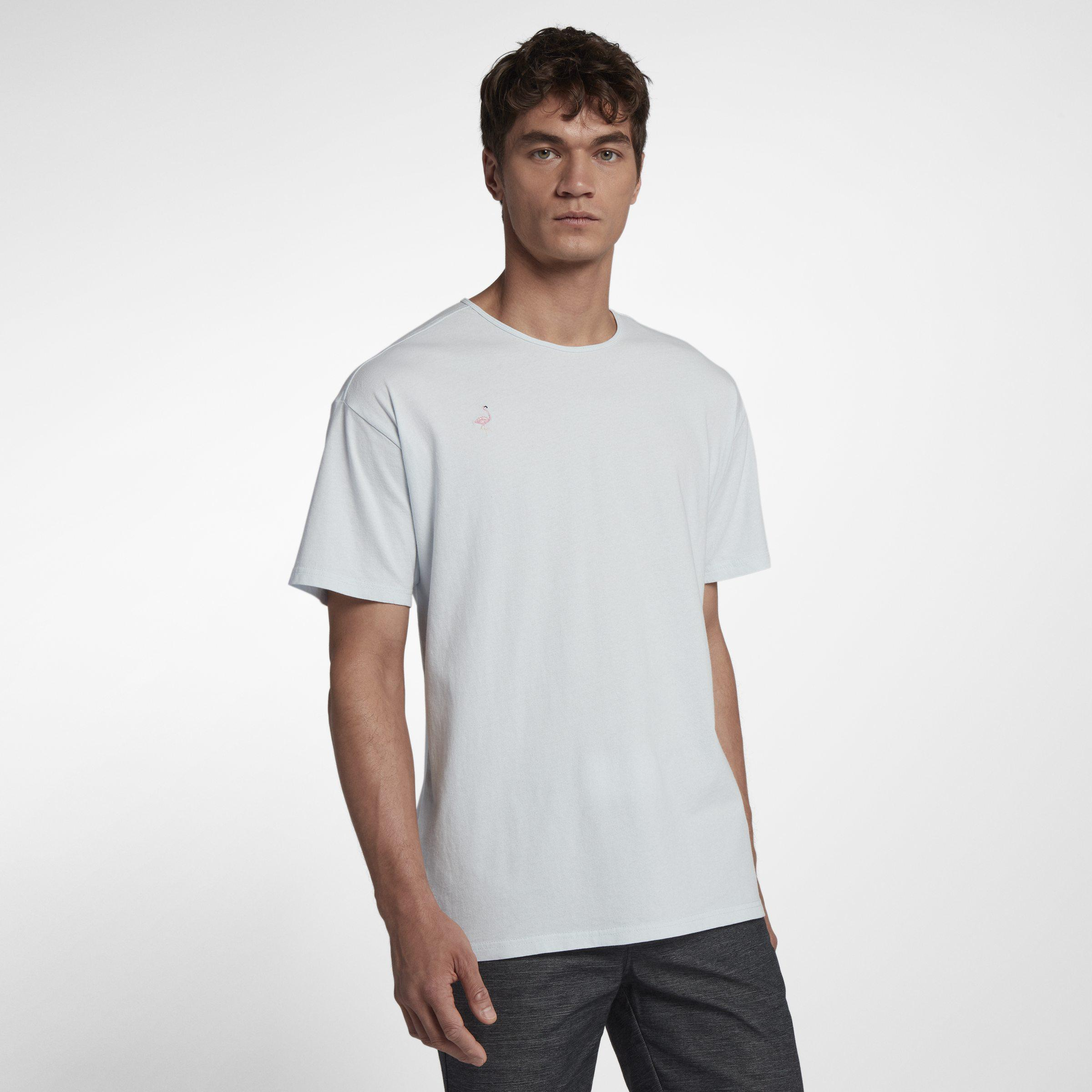 94127f58b6e3b0 Gallery. Previously sold at: Nike · Men's Acne Studios Nimes Men's Summer T  Shirts ...