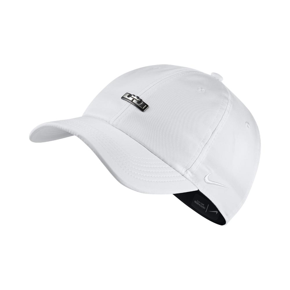 6a381cc394e Lyst - Nike Lebron Heritage 86 Qs Adjustable Hat (white) in White ...