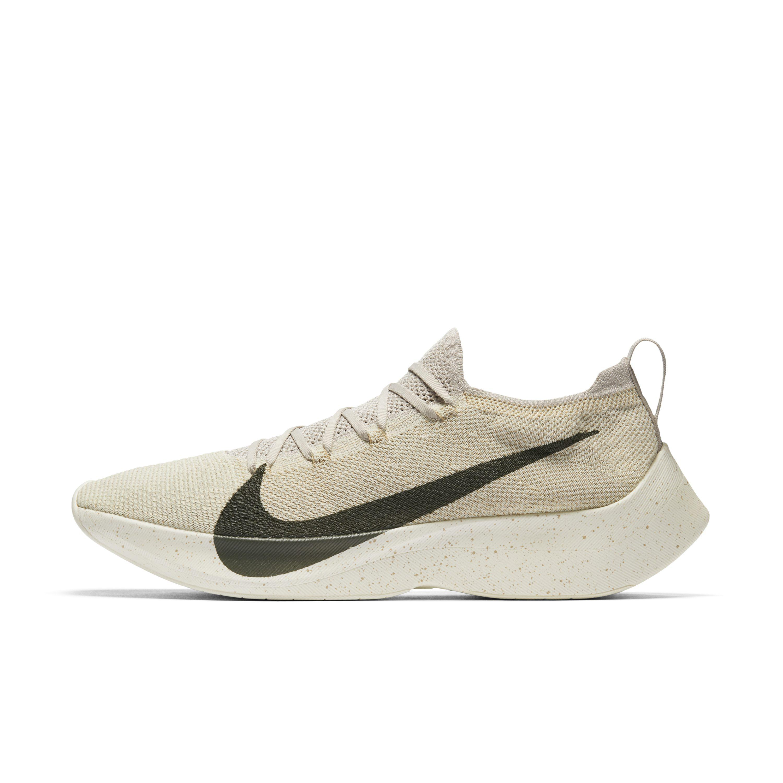 0595fa76c7848 Nike React Vapor Street Flyknit Shoe in Natural for Men - Lyst
