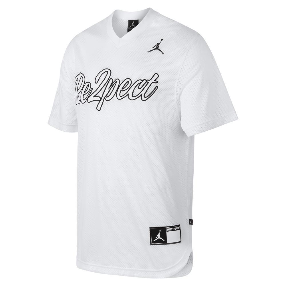 4f5a27210835ef Lyst - Nike Re2pect Men s Baseball Jersey