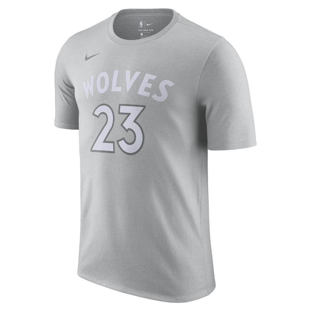 67eb19f7d8c Nike Jimmy Butler Minnesota Timberwolves Dri-fit Men s Nba T-shirt ...