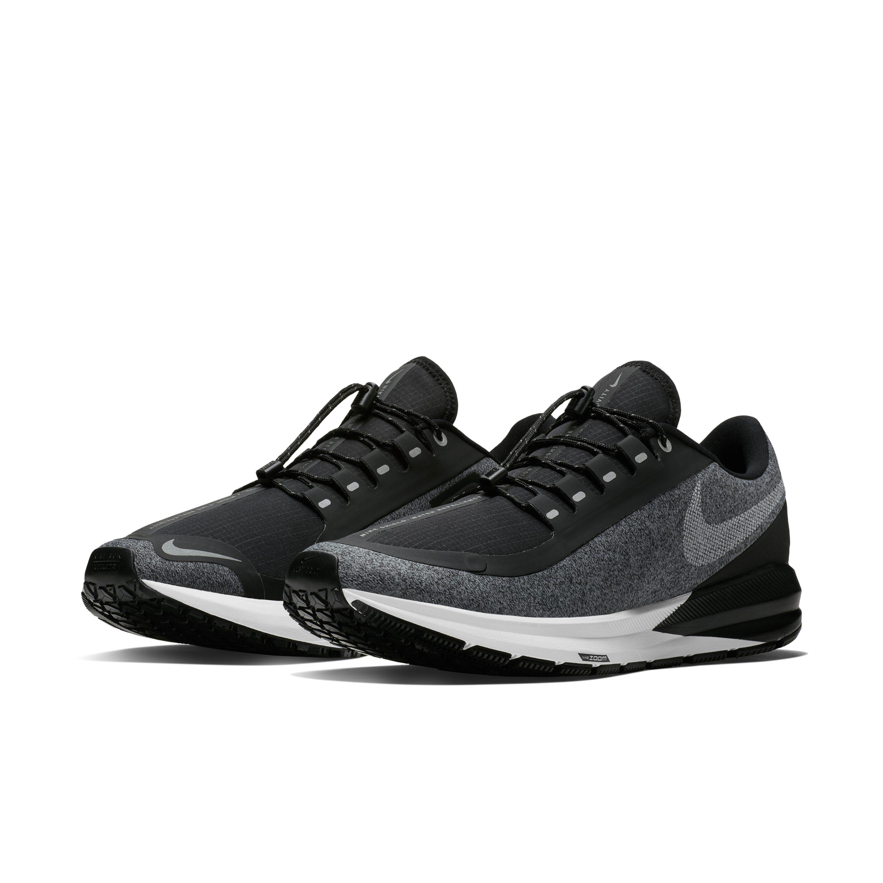2d421c0744c0e Nike - Black Air Zoom Structure 22 Shield Water-repellent Running Shoe for  Men -. View fullscreen