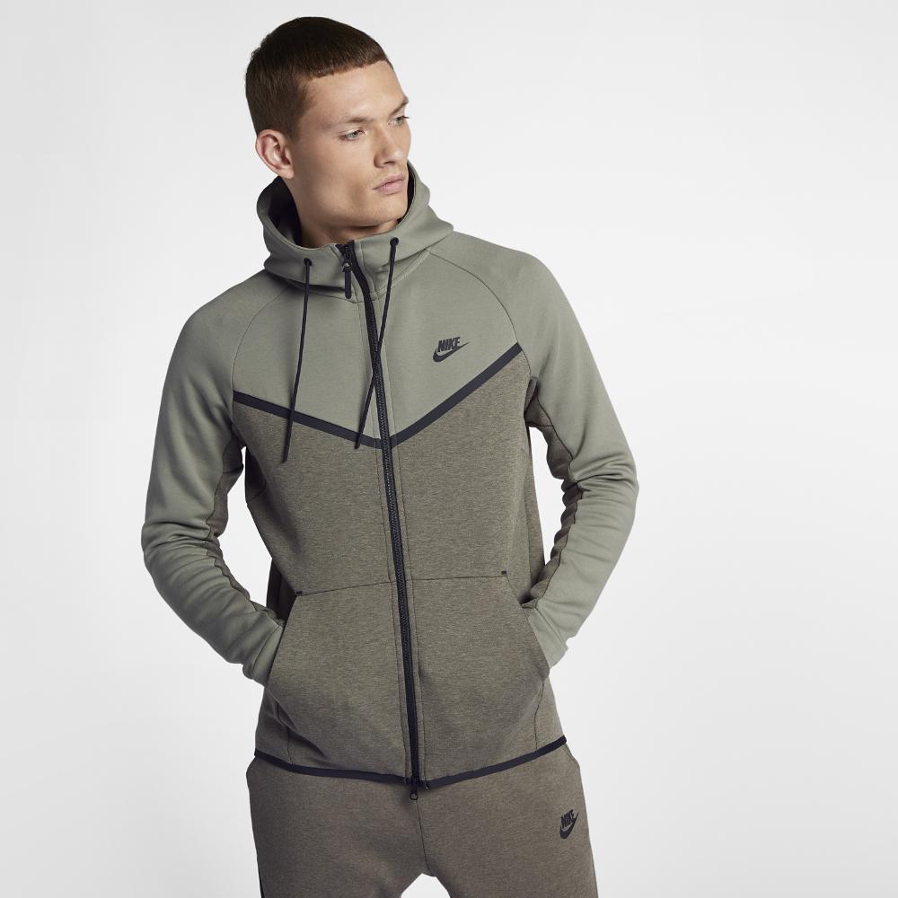 ddc1da899f Lyst - Nike Sportswear Tech Fleece Windrunner Men s Full-zip Hoodie ...