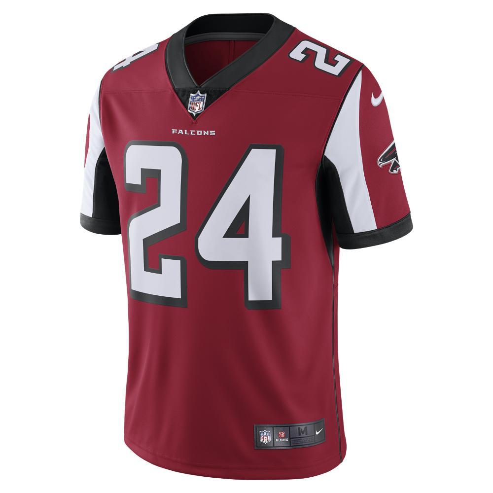 Nike. Red Nfl Atlanta Falcons Limited (devonta Freeman) Men s Football  Jersey 569571cce