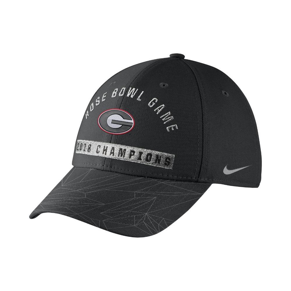 Lyst - Nike Cfp L91 Locker Room Rose Bowl (georgia) Adjustable Hat ... 0c1439d40