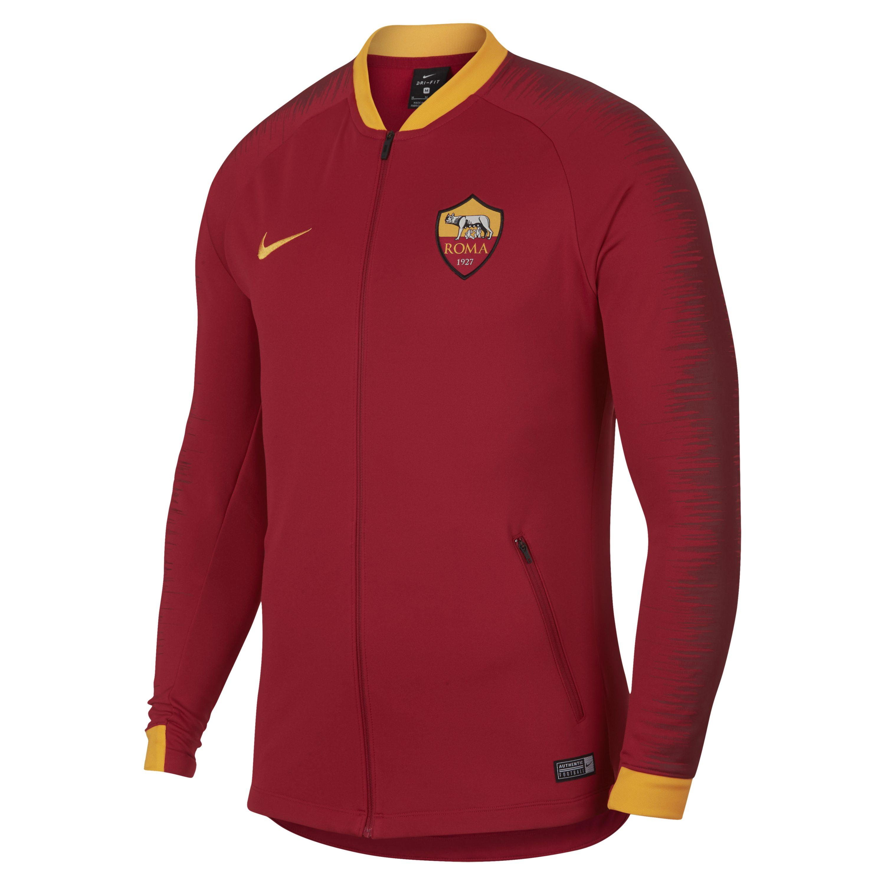 e4dbc8a31 Nike A.s. Roma Anthem Football Jacket in Red for Men - Lyst