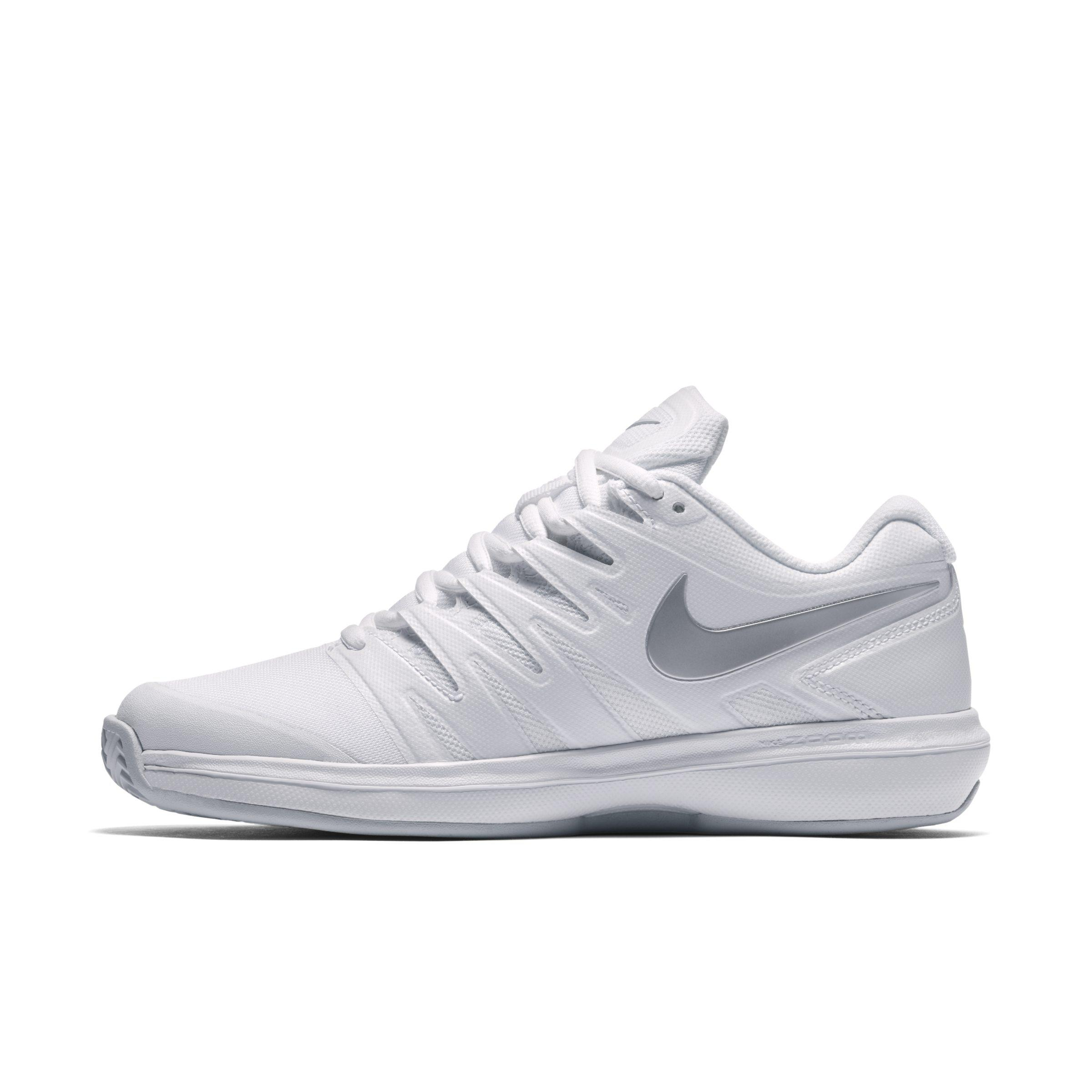 be55ff2129 Nike Air Zoom Prestige Clay Tennis Shoe in White - Lyst