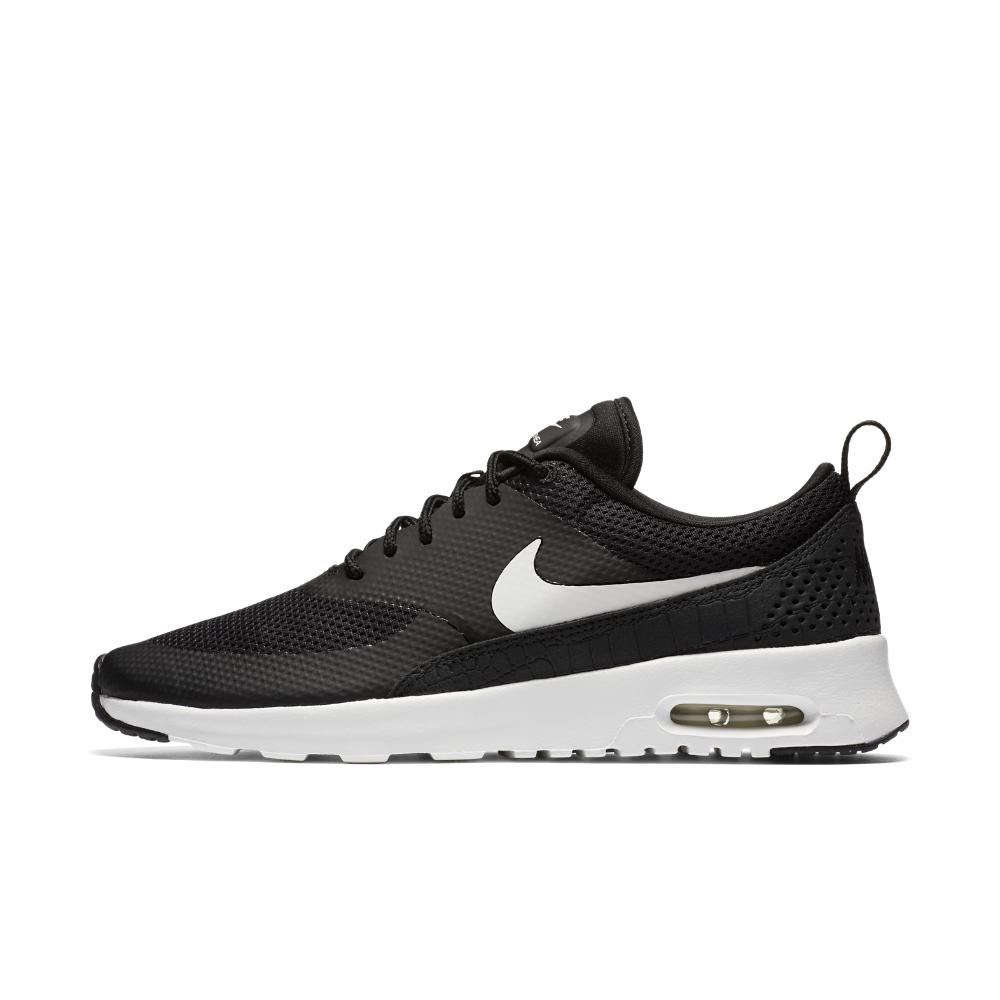 Nike. Black Air Max Thea Women's Shoe