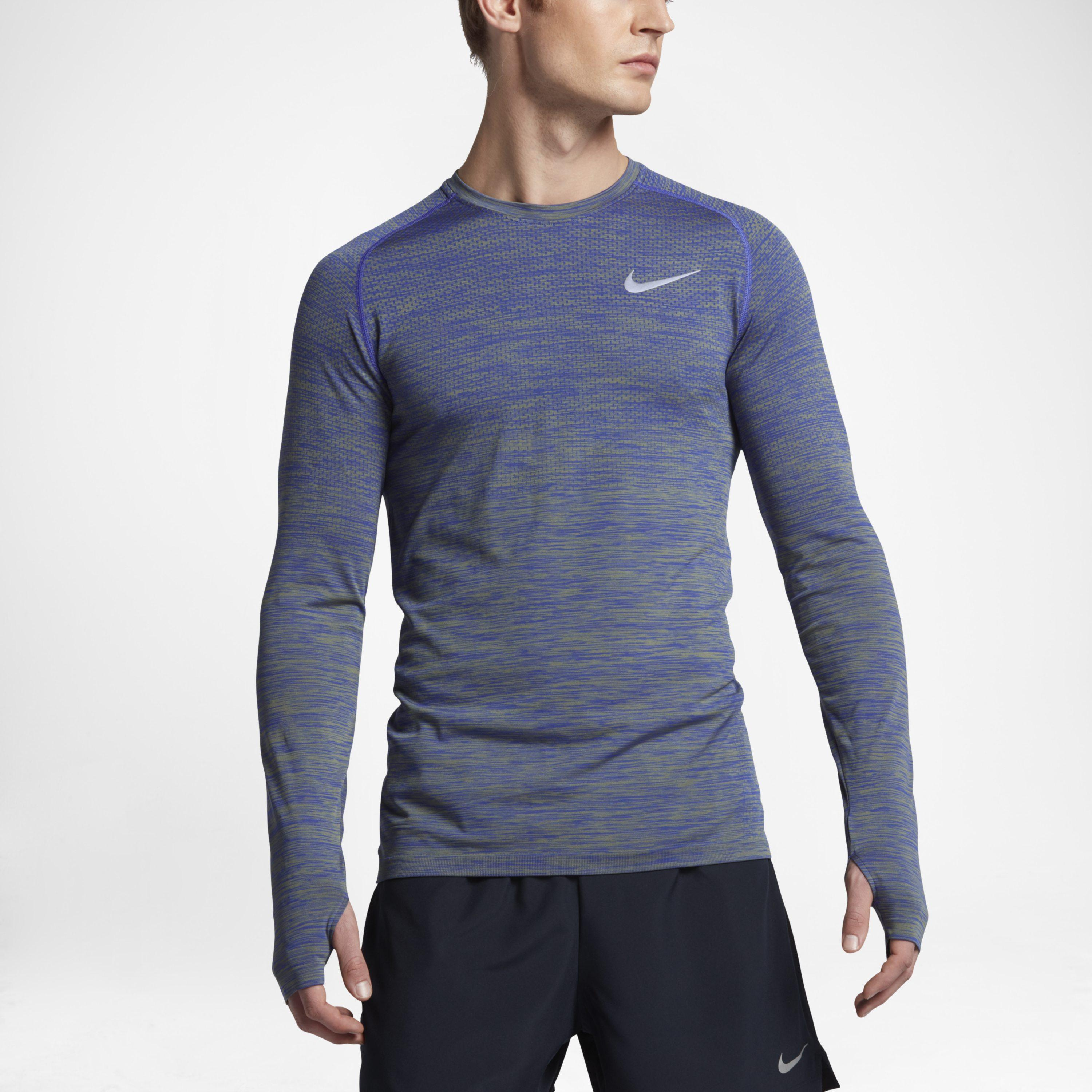 5d8120db Nike Dri Fit Long Sleeve Running Shirts – EDGE Engineering and ...