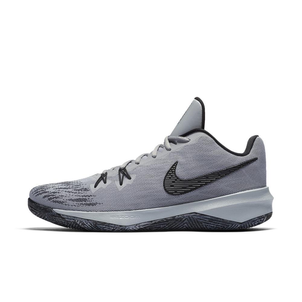 ff162b029b87 Lyst - Nike Zoom Evidence Ii Men s Basketball Shoe in Black for Men