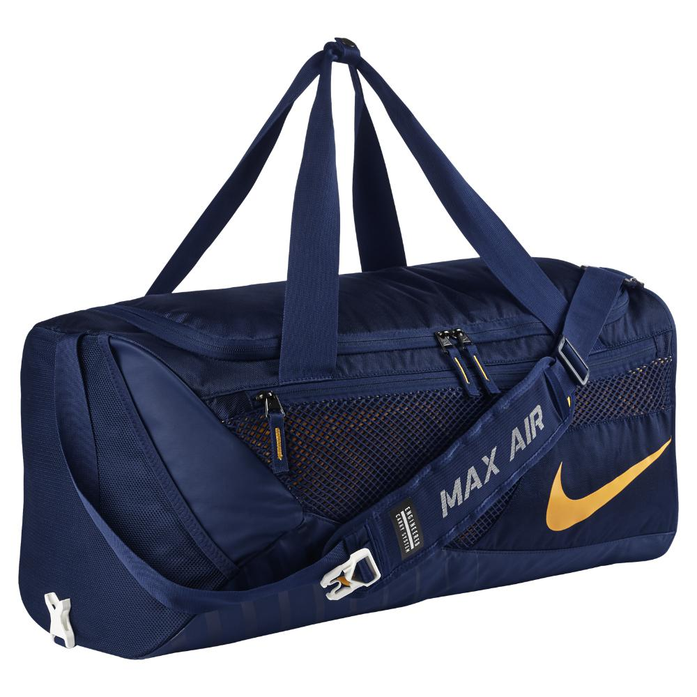 02f9e64e07c6 Lyst - Nike College Vapor (west Virginia) Duffel Bag (blue) in Blue ...