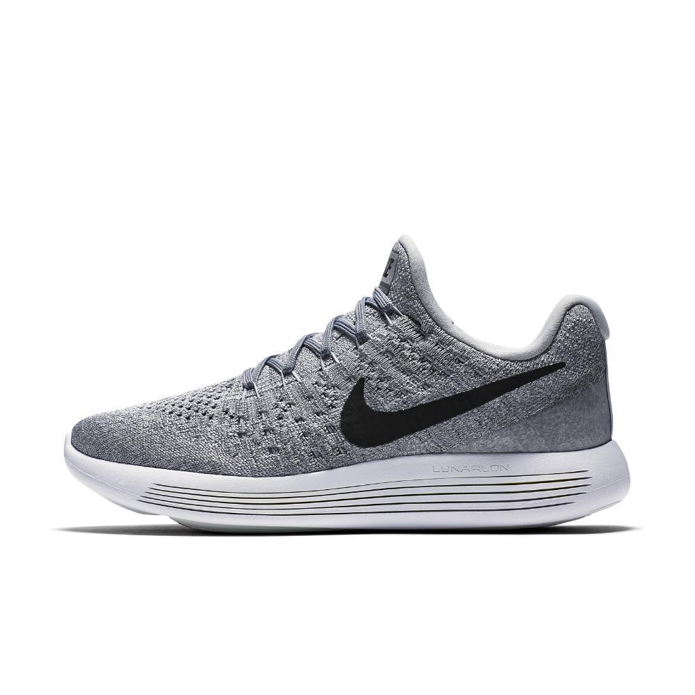 d443e7b0988e6 Lyst - Nike Lunarepic Low Flyknit 2 Women s Running Shoe in Gray