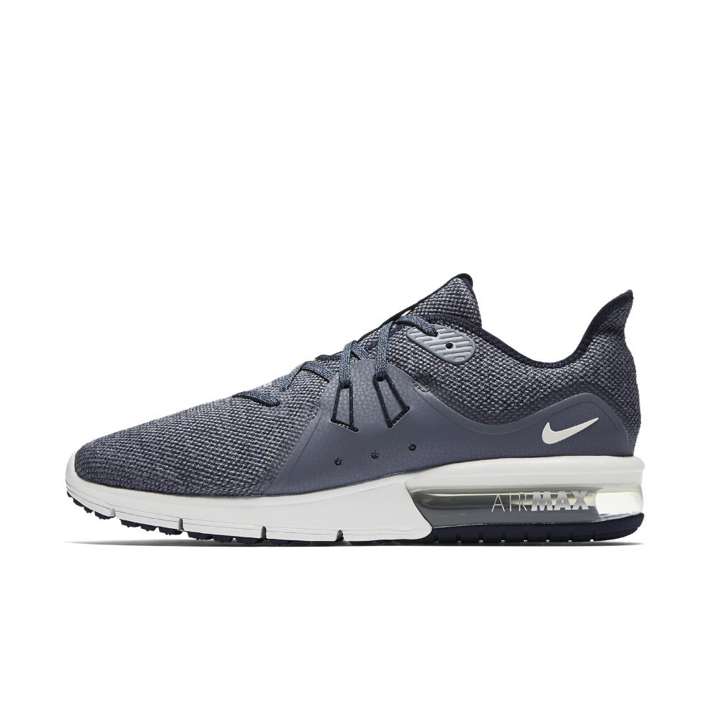 2860c71a044 Lyst - Nike Air Max Sequent 3 Gs Trainers Blue in Blue for Men ...